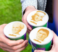 Print Your Face on Coffee!