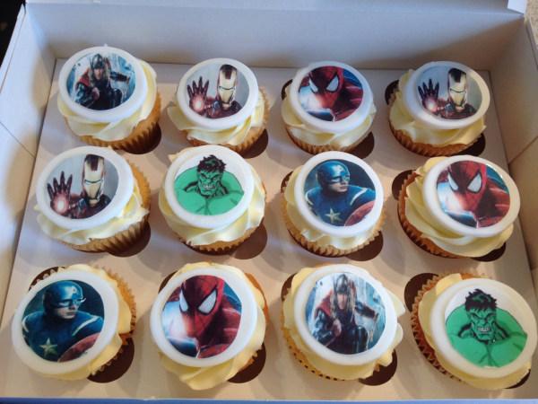 print cupcake