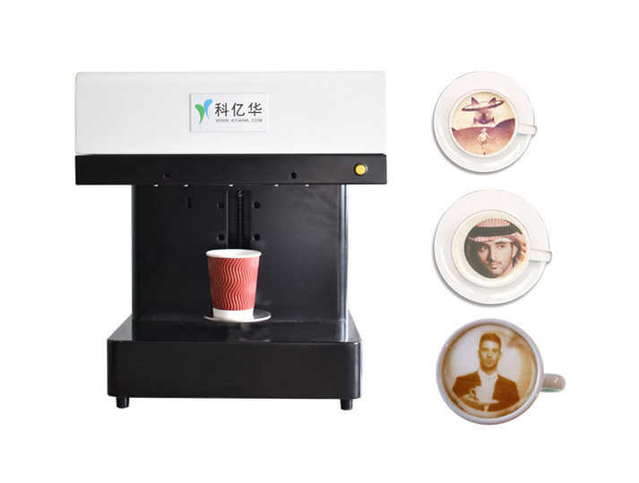 one-cup coffee printer